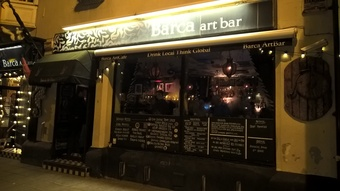 Barca Art Bar