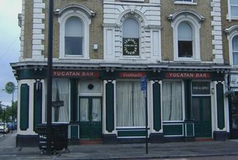 Yucatan Stoke Newington London N16 8bt Pub Details