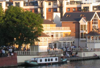 Gazebo Kingston Upon Thames Surrey KT1 1PE