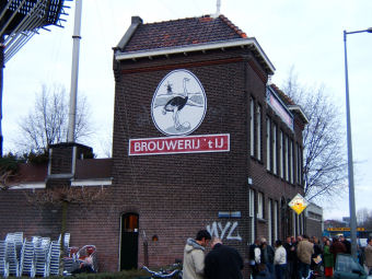 't IJ Proeflokaal (Brouwerij 't IJ)
