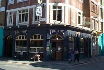 Fox old street london ec2a 4lb pub details for Classic house old street london