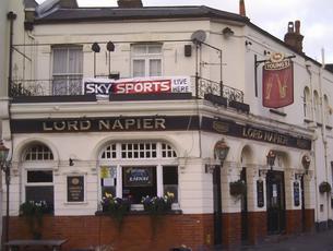 Lord Napier