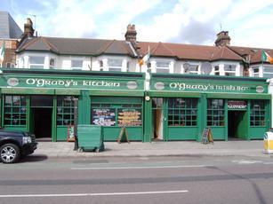 O'Gradys Bar