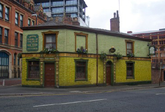 Peveril Of The Peak Castlefield Manchester M1 5JQ  Pub