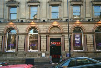 Jonny Ringo's / The Lodge