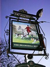 Bramshill Hunt