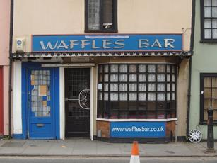 Waffles Bar