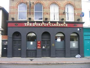 Duke Of Clarence
