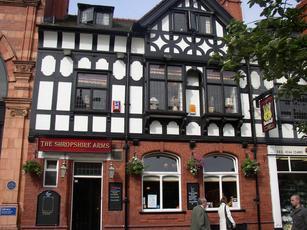 Shropshire Arms