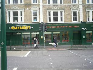 Walkabout