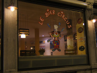 Le Bier Circus