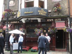 Guinea Mayfair London W1j 6nl Pub Details