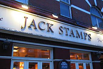 Jack Stamps Beer House
