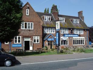 Monkhams Inn