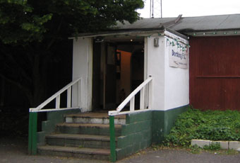 Dorking FC Bar