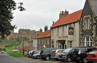 Hotels Near Bamburgh Northumberland