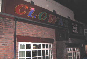 Clowns Wine Bar