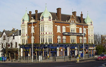 George Wanstead London E11 2rl Pub Details