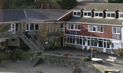 Cawsand Bay Hotel / Beach Bar