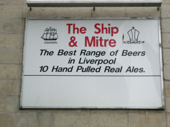 Ship and Mitre