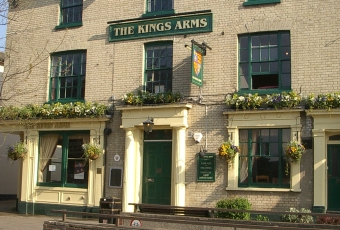Kings Arms Hogshead