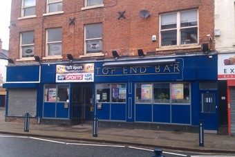 Top End Bar