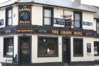 Grapes Hotel