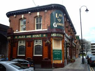 Lass O Gowrie Manchester Manchester M1 7db Pub