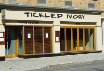Tickled Ivory Piano Lounge