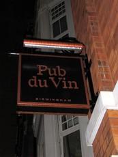 Pub du Vin