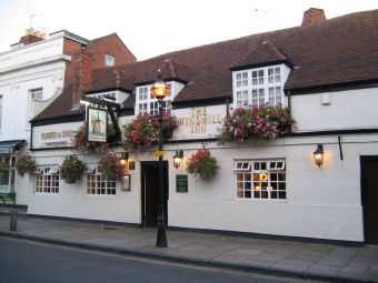 C A B Stratford Upon Avon Windmill, Stratford Upon Avon, Warwickshire, CV37 6HB - pub details ...
