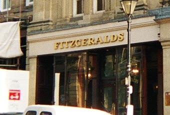 Fitzgeralds Newcastle