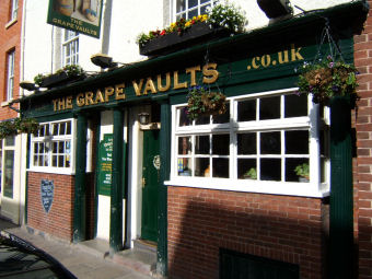 Grape Vaults