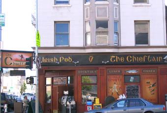 Chieftain Irish Pub and Restaurant