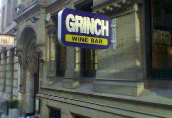 Grinch Wine Bar