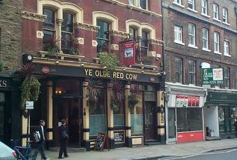 Ye Old Red Cow
