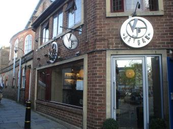 Victor J's Art Bar