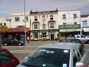 Falcon Hotel Southend On Sea Es Ss1 2en Pub Details