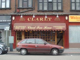 Claret Free House