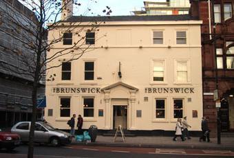 Brunswick / B Lounge