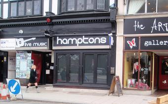 Hamptons Deli and Bar