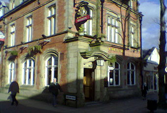 Bank At Sale