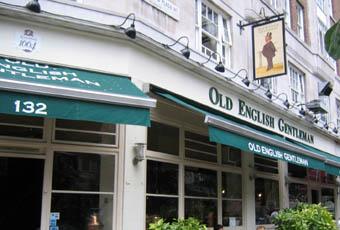 Old English Gentleman