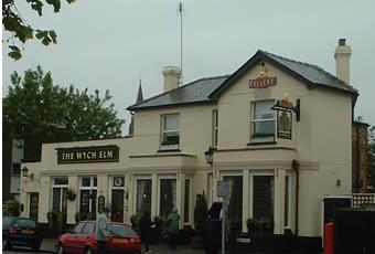 The Wych Elm Kingston Upon Thames