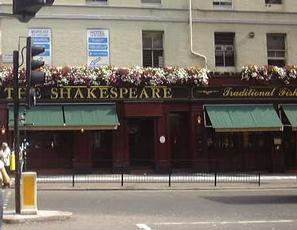 Shakespeare Victoria London SW1W 0RP