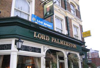 Lord Palmerston (Pickled Newt)
