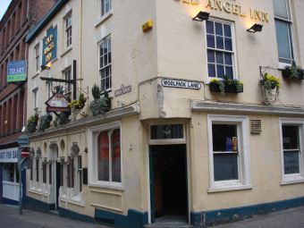 Old Angel Inn
