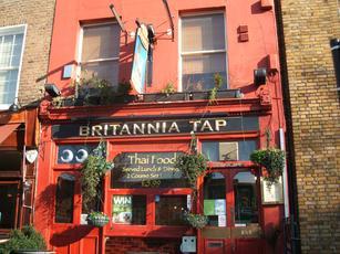Britannia Tap