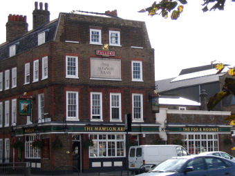 Mawson Arms/ Fox and Hounds