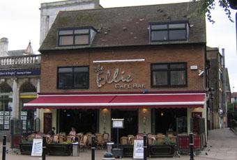 Ellie Cafe Bar